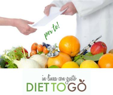 Diet to ordina online il cibo che ti mette in forma for Siti cucina