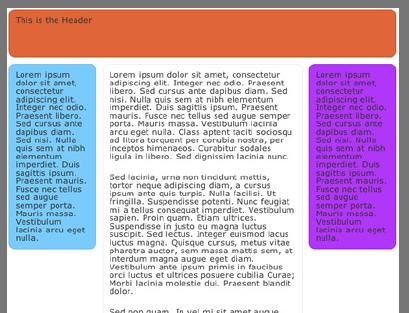 Generatore di layout html css e non solo for Generatore di layout della stanza