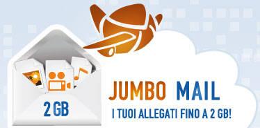 jumbo mail gratis